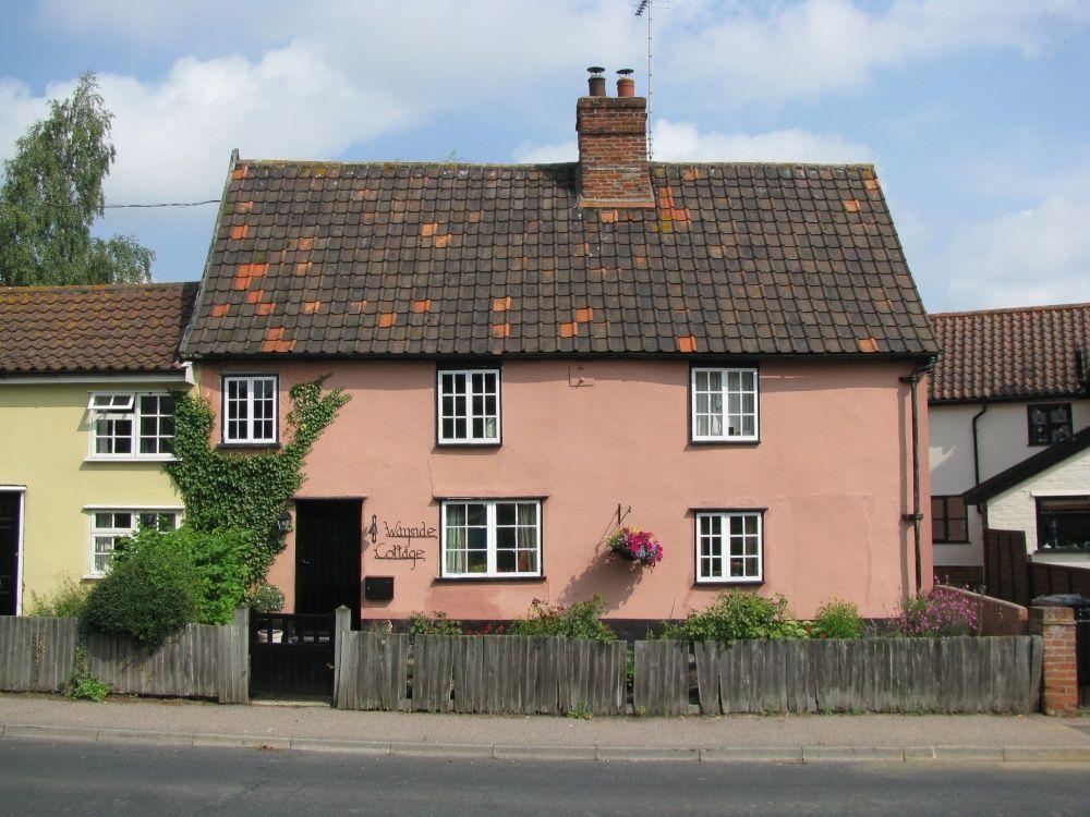 Suffolk Pink Cottage