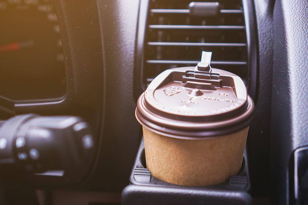 Car coffe cup holders